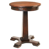 Empire Side Table, Walnut