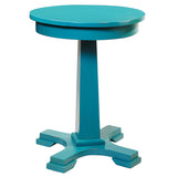 Empire Side Table, Teal