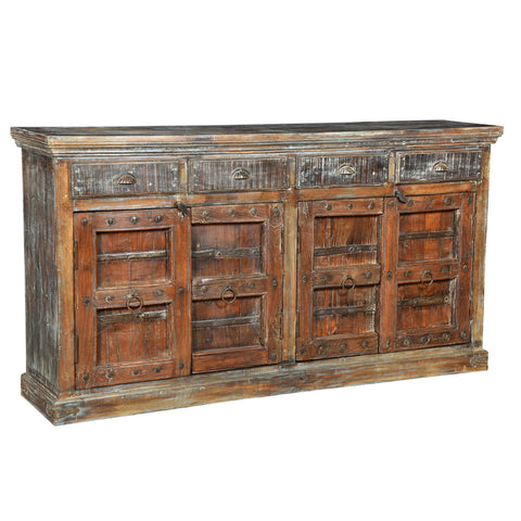 Advik Wood Cabinet
