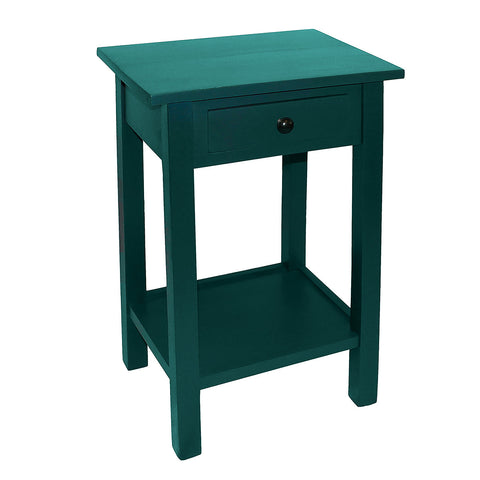 Griffin Side Table, Green Bay