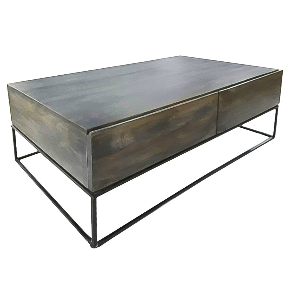 Pavel coffee table gray wash pavel coffee table gray wash geotapseo Images