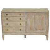 Folke Sideboard, White Wash