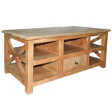 Fillip Coffee Table, Natural