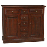 Annabelle Buffet, Light Mahogany