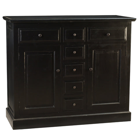 Annabelle Buffet, Black