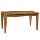 "Culver Table 30"" High, Gray Wash"