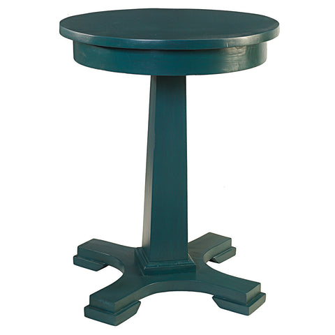 Empire Side Table, Ocean Green