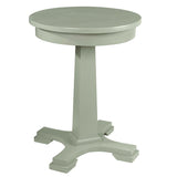 Empire Side Table, Slate Blue