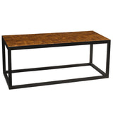 End Grain Coffee Table, Natural