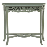 Asmara Table, Slate Blue