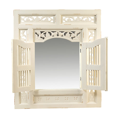 Ruji Mirror, Cloud White