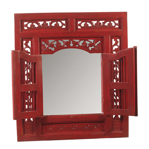 Ruji Mirror, True Red