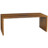 Dove Coffee Table, Gray Wash