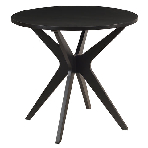 Maya Counter Height Table, Black