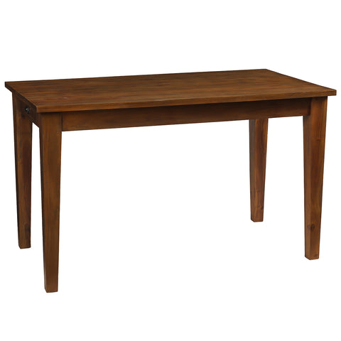 "Culver Table 36"" High, Honey"