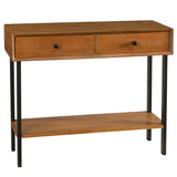 Brooke Console, Gray Wash