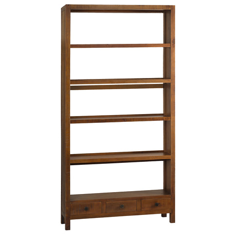 Betty Bookcase Extra Large, Rustic Gray Wash