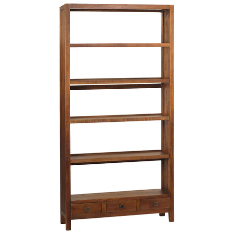 Betty Bookcase Extra Large, Rustic Honey