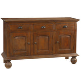 Solo Buffet, Light Mahogany
