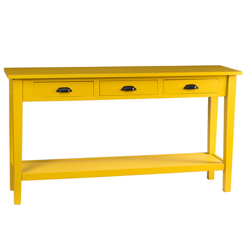 Chewi Console, Mustard