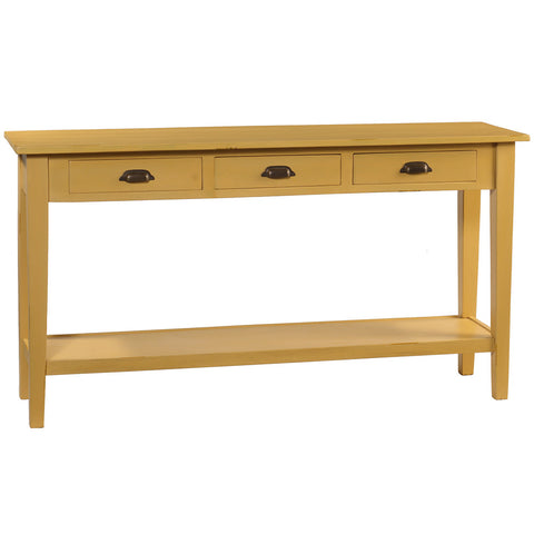 Chewi Console, Sunset Gold