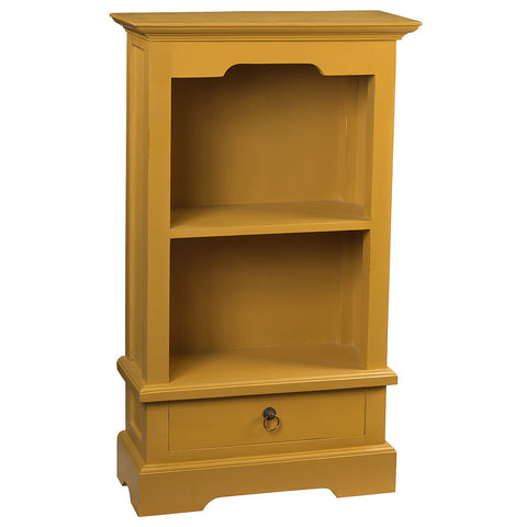"Charlotte Bookcase 39"", Sunset Gold"