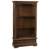 "Charlotte Bookcase 55"", Walnut"