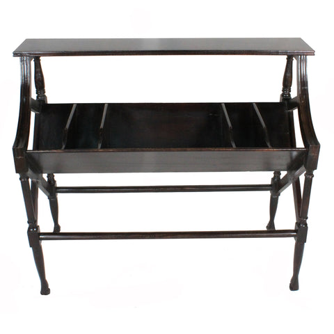 Tuva Wooden Rack, Walnut
