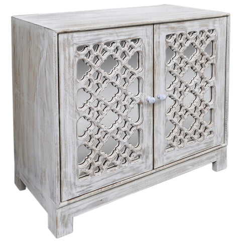 Rialto Cabinet, Light White