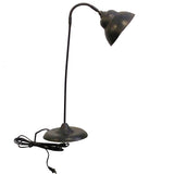 Iron Lamp with Stand