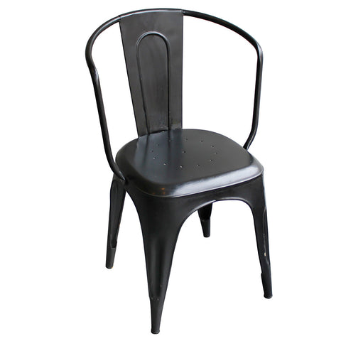 Devon Iron Arm Chair