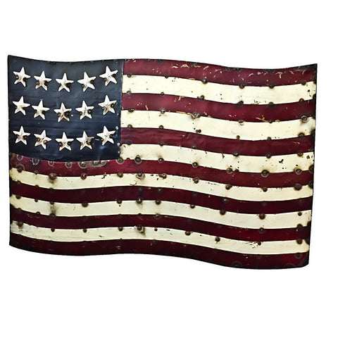 US Flag Wall Art