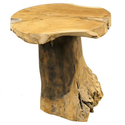 Magda Teak Root Stool