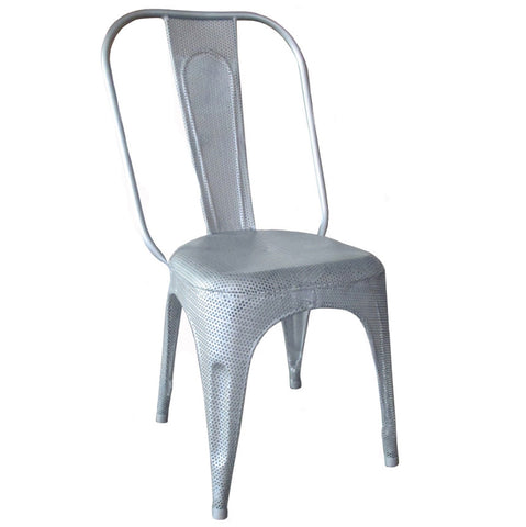 Xeno Iron Mesh Chair