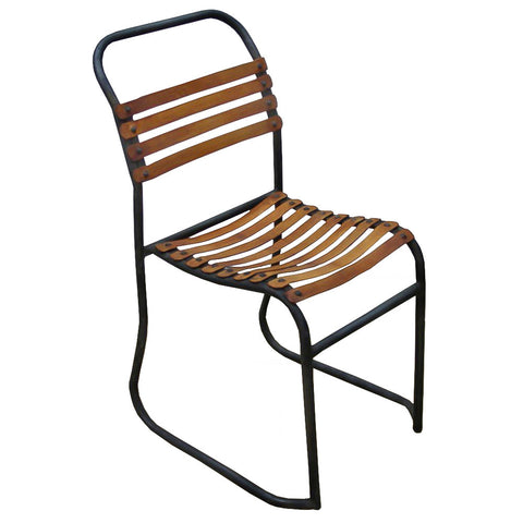 Ashburn Iron and Metal Chair