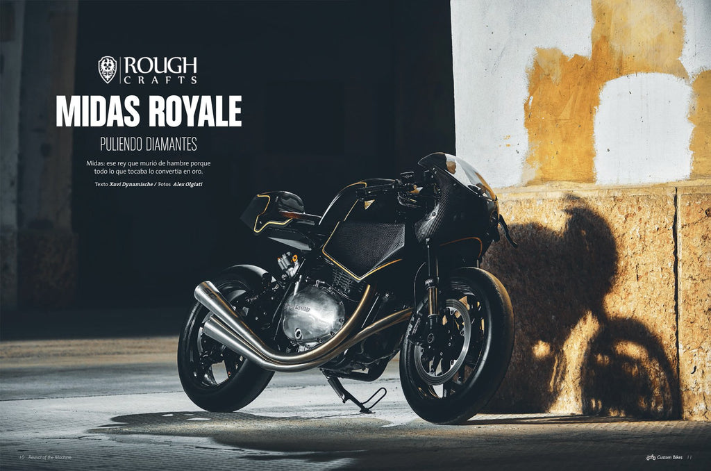 Midas Royale on Revival of the Machine Nº35