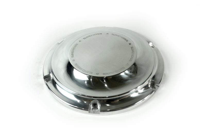 ROUGH CRAFTS Clutch Cover (Polished) - XL / Sportsters