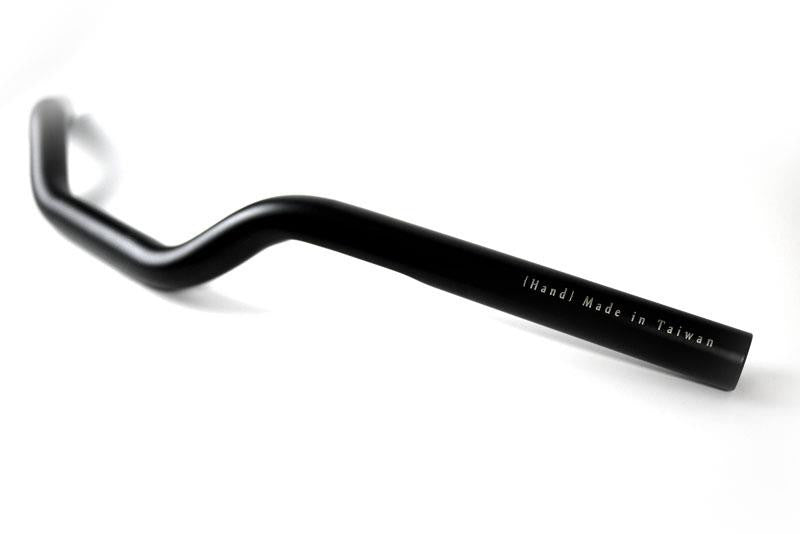 "ROUGH CRAFTS GUERILLA 1"" Handlebar [Fighter bar] (Matte Black)"