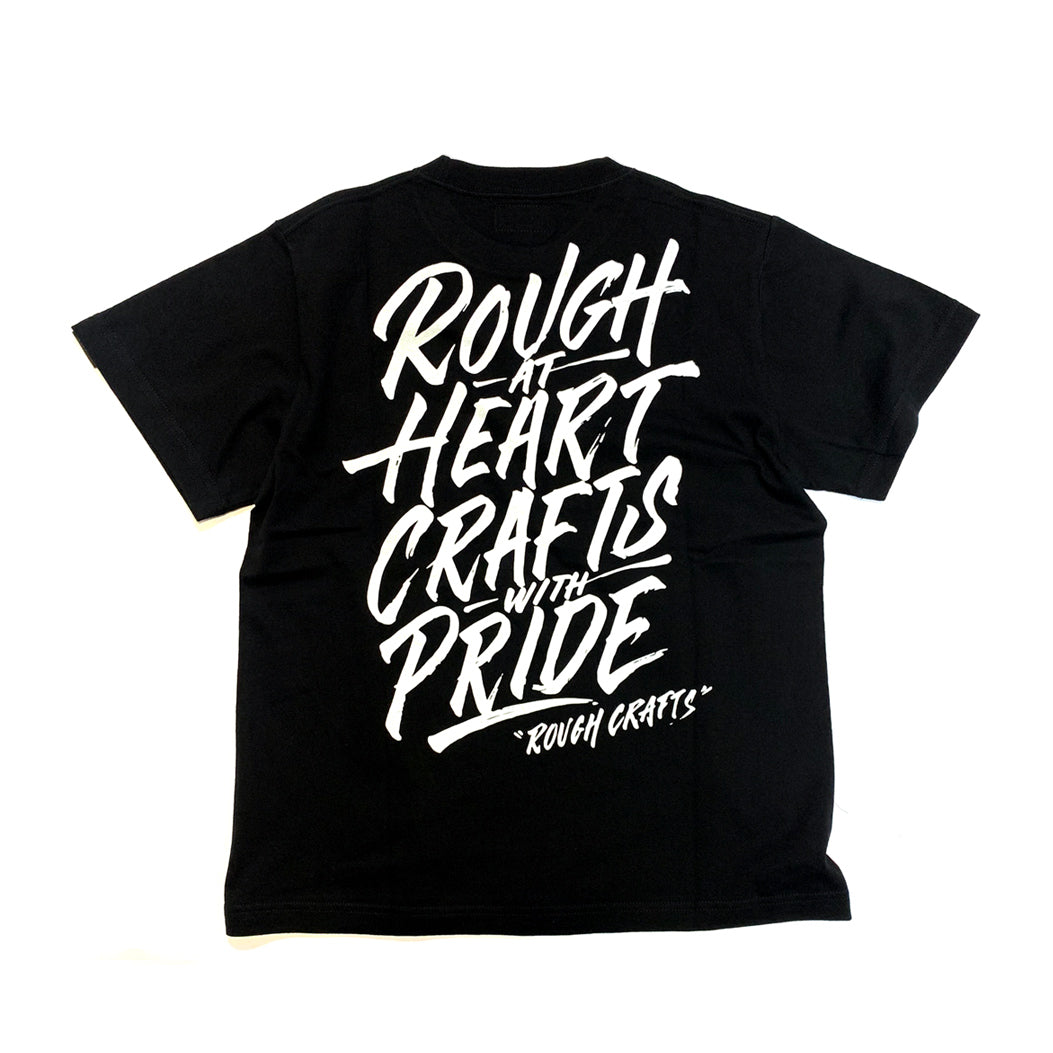 ROUGH CRAFTS RHCP - Rough at heart Crafts with pride - Short sleeve T-shirt