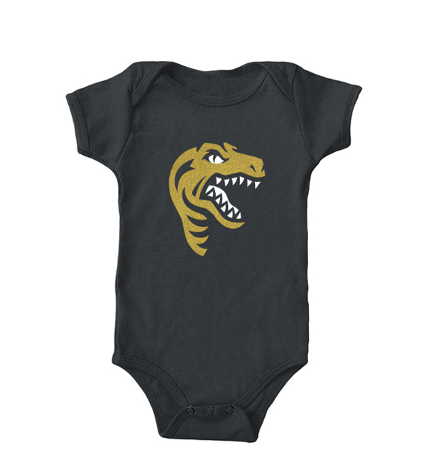 Raptors Head Onesie by Ekwal