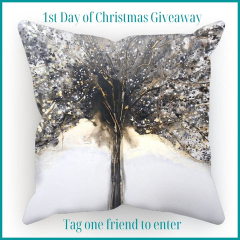 1st day of christmas give away