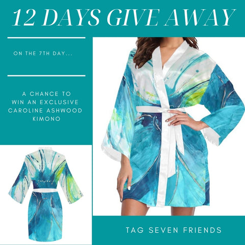 7th Day of Christmas Give Away