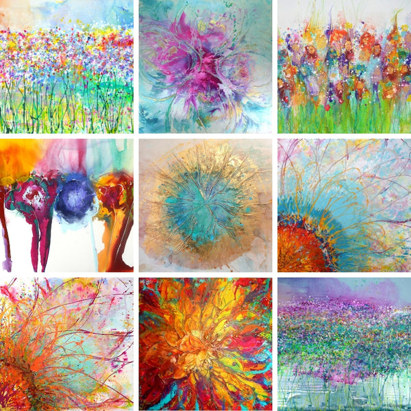 flower artworks