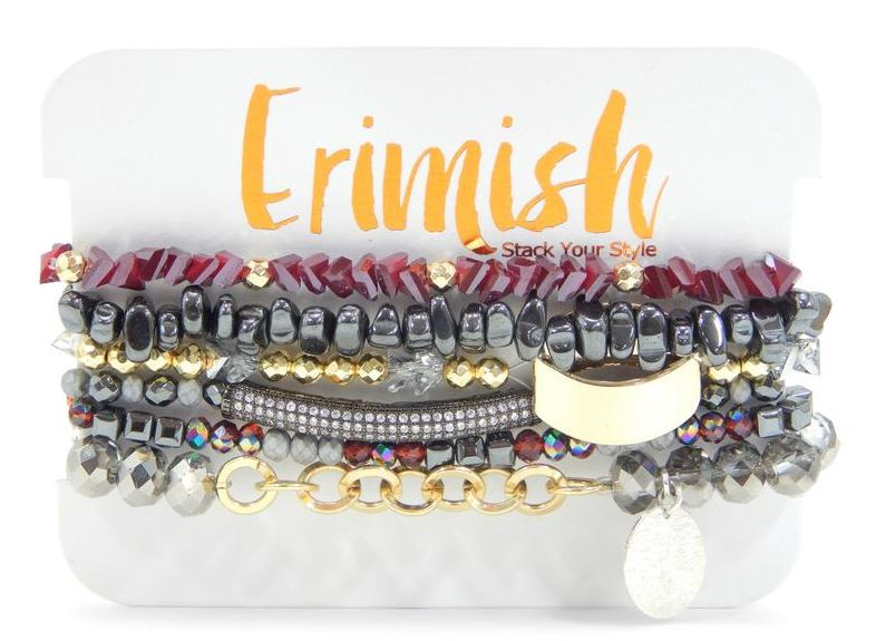Erimish Holidy Metals - Pack Three