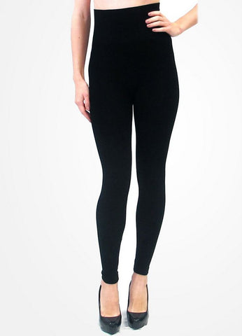 Seamless High Waisted Leggings - Multiple Colors