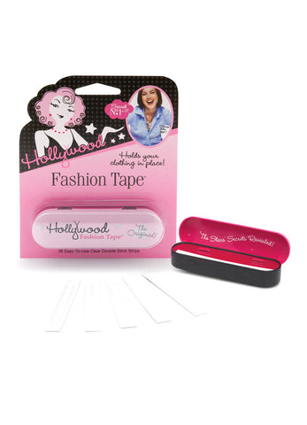 Hollywood Fashion Secrets - Fashion Tape