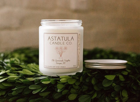 Astatula 8oz. Soy Candle Jar - Assorted Scents