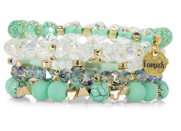 "Erimish ""Elliot"" Stretch Bracelets - Assorted Colors"