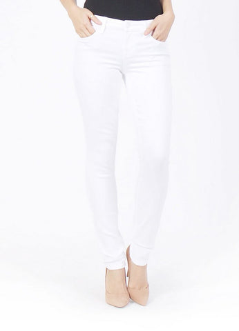 """Liza"" Skinny Jean in Optic White"