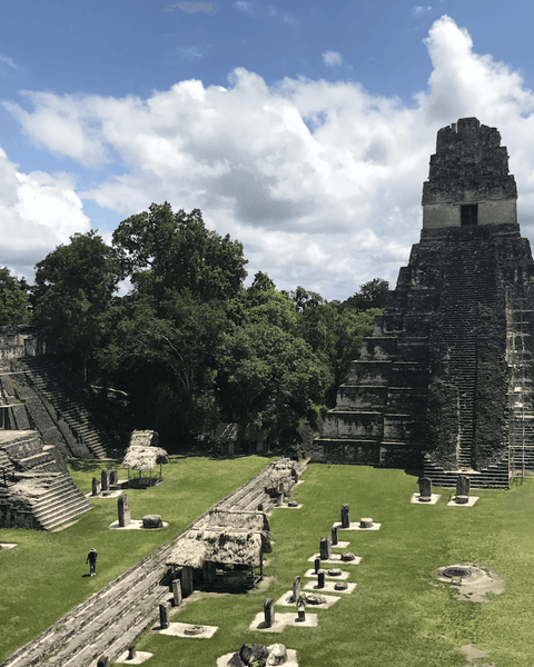 Tikal - Story of Source Travel Notes
